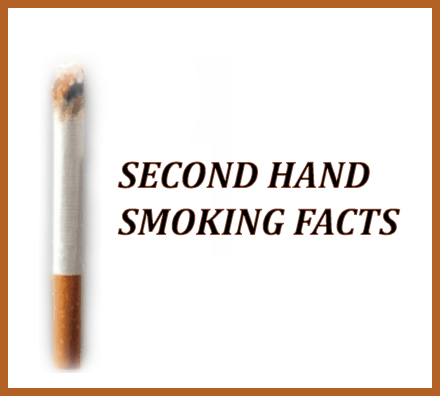 Second Hand Smoking Facts